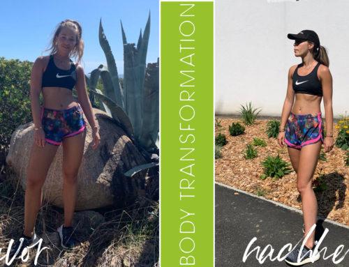 Nicole: Body Transformation zu mehr Wohlbefinden