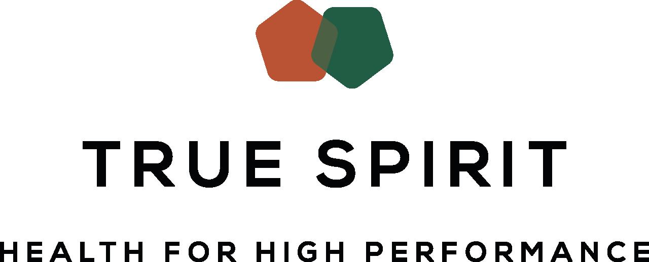 TrueSpirit: Fitness & Gesundheit Logo